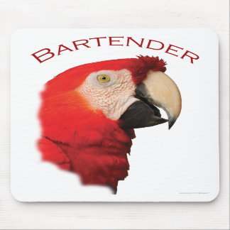 Bartender Mouse Pads