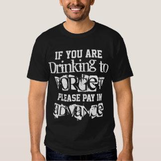 Bartender, waiter, waitress humor tshirts