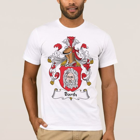 Barth Family Crest T-Shirt