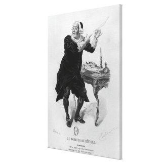 Bartholo Canvas Print