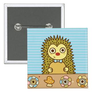 Bartholomew 15 Cm Square Badge