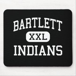 Bartlett - Indians - High - Webster Massachusetts Mouse Pad