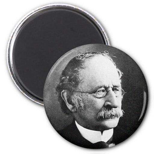 Bartlett ~ John Writer Editor Publisher Quotations Fridge Magnet