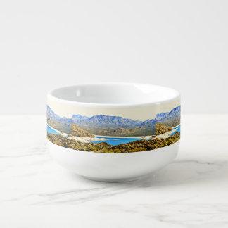 Bartlett Lake Soup Bowl