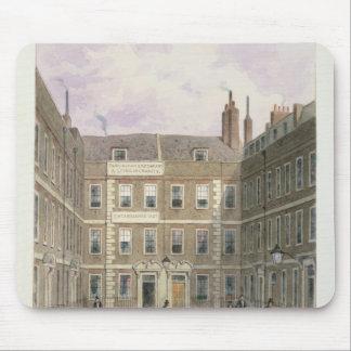 Bartlett's Buildings, Holborn, 1838 Mouse Pad