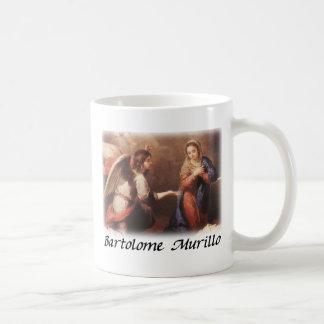 Bartolome Murillo - The Annunciation Coffee Mugs
