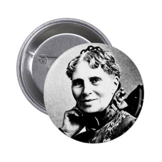 Barton ~ Clara Founder American Red Cross 6 Cm Round Badge