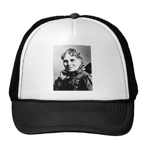 Barton ~ Clara Founder American Red Cross Trucker Hats