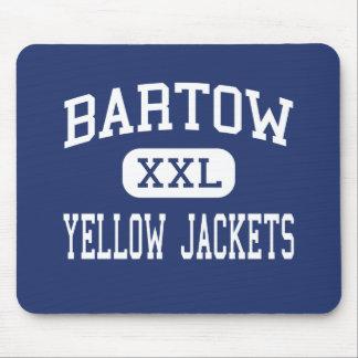 Bartow - Yellow Jackets - High - Bartow Florida Mouse Mats