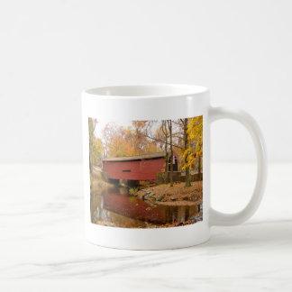 Bartram Covered Bridge Basic White Mug