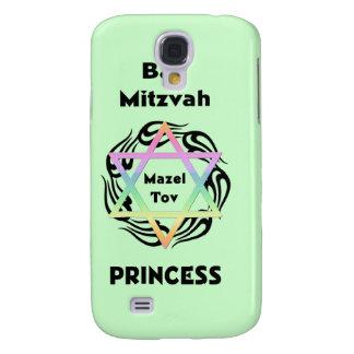 Bas Mitzvah Princess Galaxy S4 Case