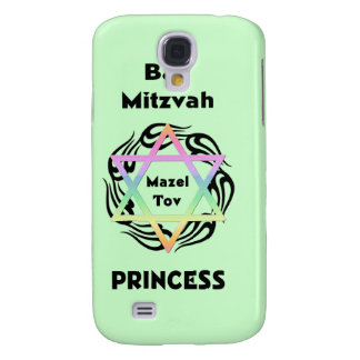 Bas Mitzvah Princess Samsung Galaxy S4 Covers