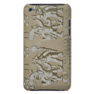 Bas Relief of Ancient Aztec Warriors, from The Sto Barely There iPod Case
