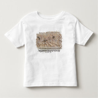 Bas relief panel t shirts