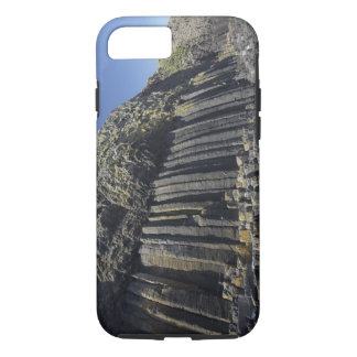 Basalt Columns by Fingal's Cave, Staffa, off iPhone 8/7 Case