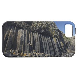Basalt Columns by Fingal's Cave, Staffa, off Tough iPhone 5 Case