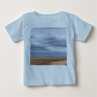 Basalt columns in Gerduberg Iceland Baby T-Shirt