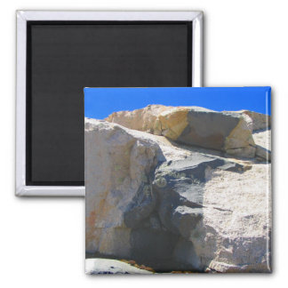 Basalt Rock Dike Geology Magnet