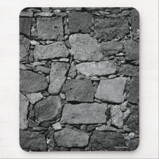Basalt wall mouse pad