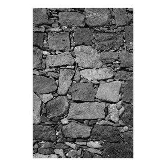 Basalt wall photo