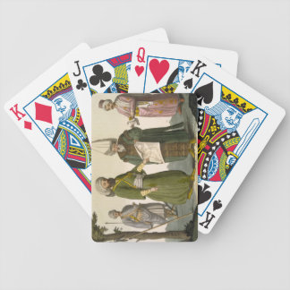 Bascia (Military Commander) a Bascia in Battle Dre Bicycle Playing Cards