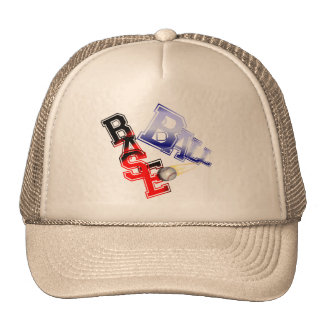 Base Ball Trucker Hat