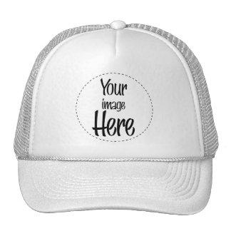 Base Ball Cap - Customized Mesh Hat