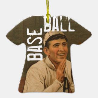 Base Ball Ceramic T-Shirt Decoration