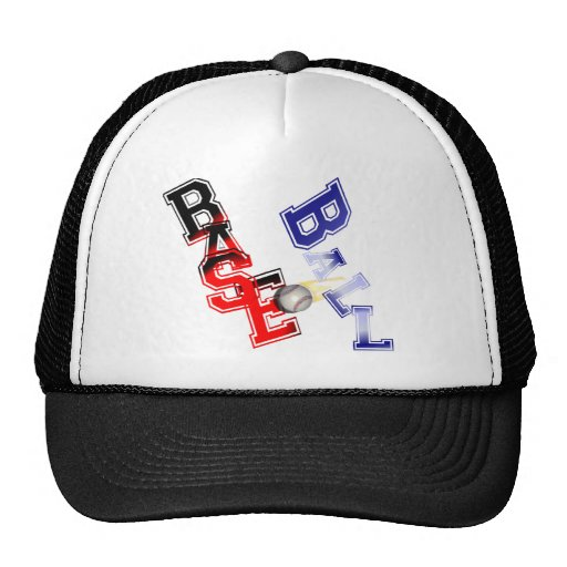 Base Ball Mesh Hats