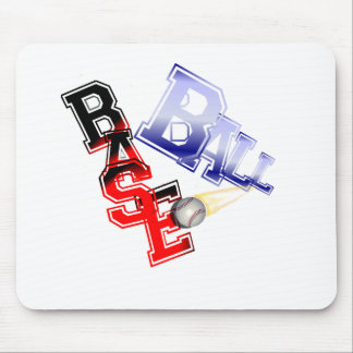 Base Ball Mouse Pads