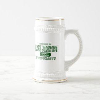 Base Jumping University Coffee Mugs