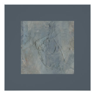 Base Neutral Toned Abstract Expressionist Collage