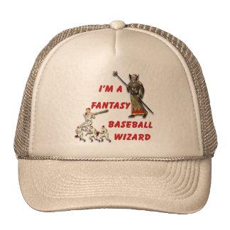 Basebal Wizard #2 Mesh Hats