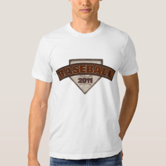 Baseball 2011 shirts