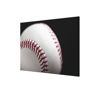 Baseball 2 canvas print