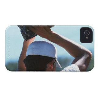 Baseball 2 Case-Mate iPhone 4 case