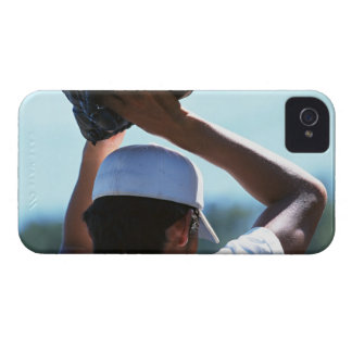 Baseball 2 iPhone 4 cases