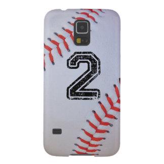 Baseball #2 Samsung S5 case