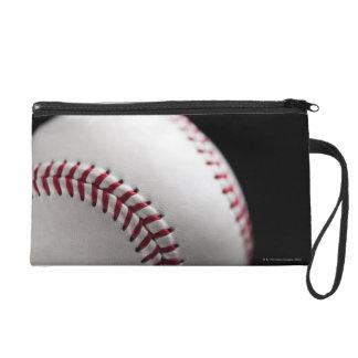 Baseball 2 wristlet purses
