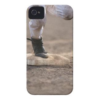 Baseball 3 iPhone 4 case