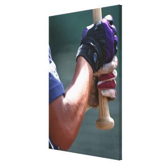 Baseball 4 canvas print