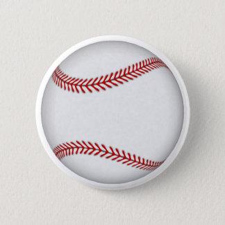 Baseball: 6 Cm Round Badge