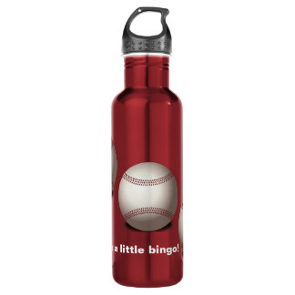 Baseball 710 Ml Water Bottle