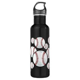 - Baseball 710 Ml Water Bottle