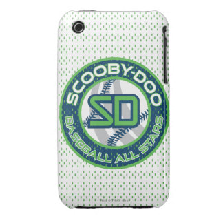 Baseball All Stars - Blue Case-Mate iPhone 3 Cases
