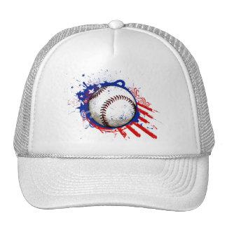 BaseBall America Hat
