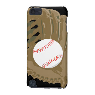 baseball and glove mitt iPod touch 5G case