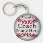 Baseball and Softball Gifts Under $5.00 Basic Round Button Key Ring