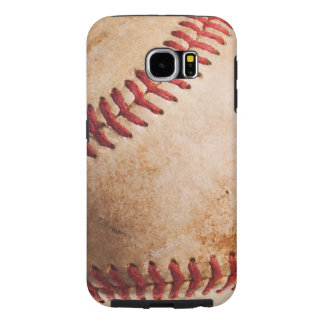 Baseball Artwork Samsung Galaxy S6 Cases
