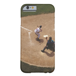 Baseball at Home Plate Barely There iPhone 6 Case